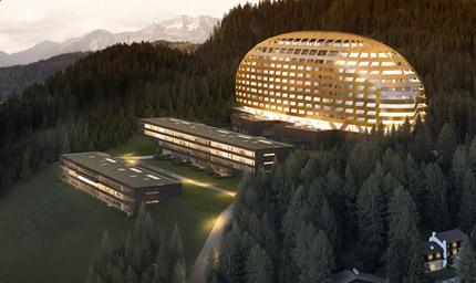 Hotel in der Schweiz Davos