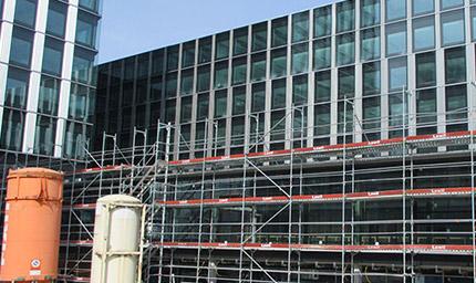 Obchodní centrum SKY KEY Zürich