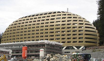 Hotel ve Švýcarsku Davos