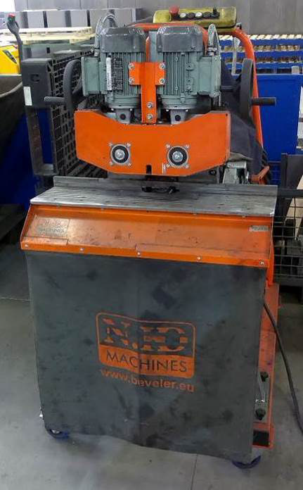 Úkosovací stroj NKO MACHINES – UZ 50