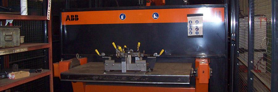 Fe welding robot ABB