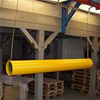 Лакокрасочный цех, фосфат цинка. <br> Размеры: 1,5 x 0,9 x 3,3 метра